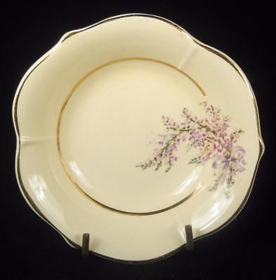 A.J. Wilkinson Purple Heather Flowers Honeyglaze Trinket Dish