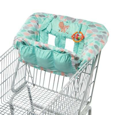 Comfort & Harmony Playtime Cozy Cart Cover - Foxtrot Leaves