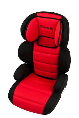 Dream On Me Deluxe Booster Car Seat - Red