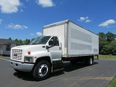 07 Gmc C7500 Box Truck 24' Diesel (Cdl Not Required)