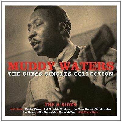 The Chess Singles Collection by Muddy Waters (Vinyl, Jul-2015, Not Now UK)