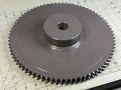 Browning D40B76 Minimum Bore Double Roller Chain Sprocket, 2 Strands #62870