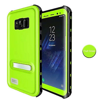 (Green) For Samsung Galaxy S8 Redpepper Waterproof Shockproof Hybrid Case Cover