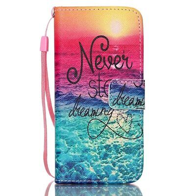 Luxury PU Leather Card Wallet Pouch Flip Phone Case Cover For Apple iPhone 6 6s