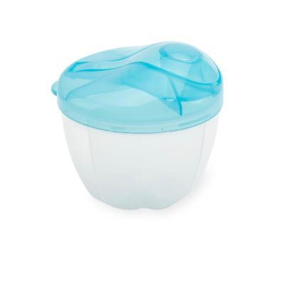 Babies R Us Purely Simple Formula Dispenser with 4 Compartments - Blue