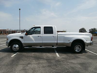 2010 Ford F-350  2010 FORD F-350 CREW CAB !!! 4X4 !!! LARIAT !!! NICE !!! CLEAN !!! GREAT BUY !!!