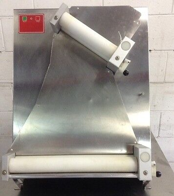 Pizza Group Italy Commercial Restaurant 16 Inch 42cm Pizza Dough Roller Sheeter