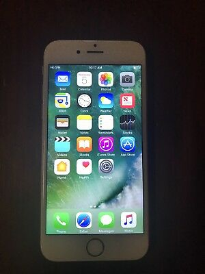 Apple iPhone 6 - 128GB - Silver (AT&T) Smartphone