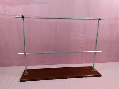"Fisher Flexaframe Castaloy Lab Laboratory Lattice Stand Rod System 1/2"" 2' x 3'"