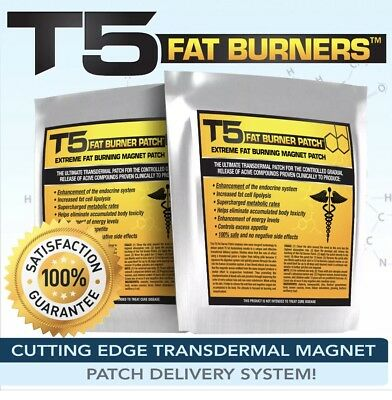 Fat Burner Patch Weight Loss (Trial Pack 5 Patches)FREE POSTAGE