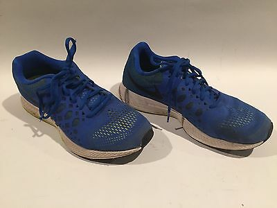 best authentic 561eb 70d7f NIKE ZOOM PEGASUS 31 Blue/Yellow Running Athletic Shoes Size 8, B0260099-2