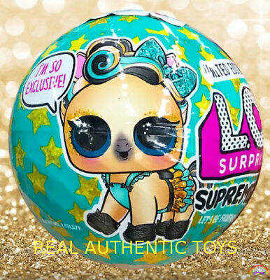 Lol Surprise! Supreme Pet *luxe Bling Pony* - Limited Edition Real Mga! Preorder