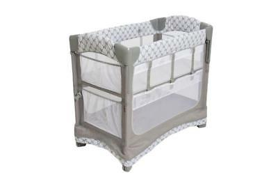 Arm's Reach Mini Ezee(TM) 3-in-1 Co-Sleeper(R) Bedside Bassinet - Acanthus