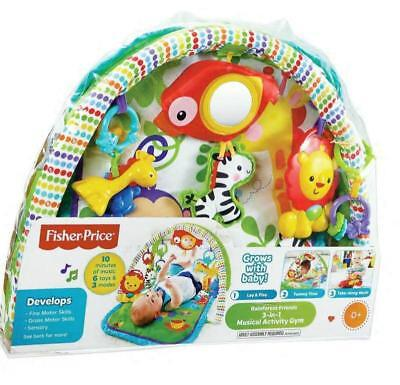 Busy Baby 3-in-1 Gym (Rainforest)