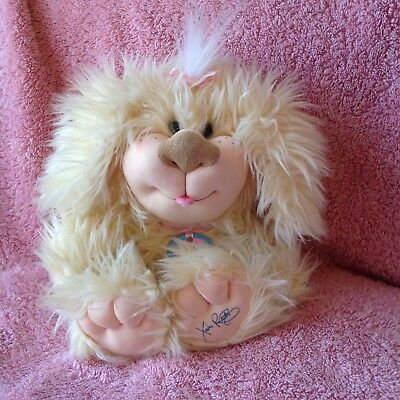 Cabbage Patch Puppy - Cream Fur