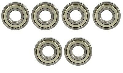 6 Pack  Bolens Lawn Mower Spindle Bearing 1185828 ZSKL