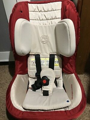 Orbit Baby Toddler Car Seat In Ruby ( Read Description )