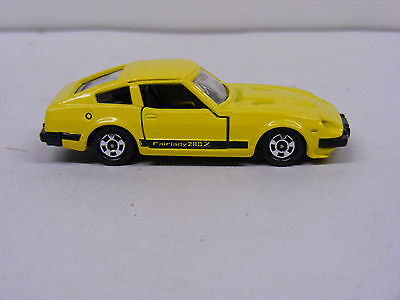 Tomica Tomy 1/61 N015 Nissan Fairlady 280 Z-T Yellow New Rare Car Only