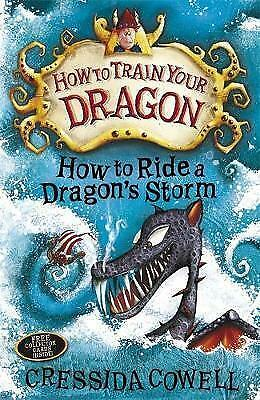 How to Ride a Dragon's Storm: Book 7 by Cressida Cowell (Paperback, 2010)