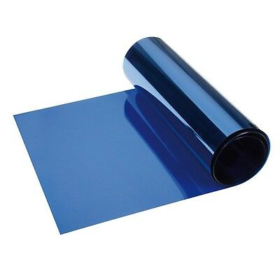 FOLIATEC FT17201 Topstripe Reflex GlareStrip 15 x 152 cm Blue