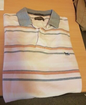 Rodd and Gunn polo T shirt Original Fit Size S