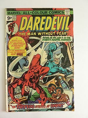Marvel - Daredevil November 1975 No. 127