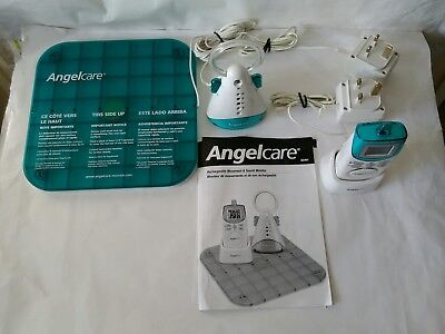 Angelcare Baby Monitor AC401 Movement and Sound Monitor