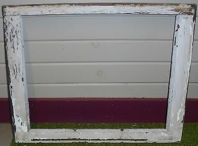 Old Vintage Antique Farmhouse Wood Window Sash Picture Frame Wedding