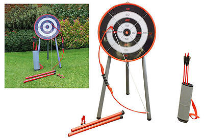 Garden Archery Game Set Toy For Picnic Party Games Family Kids Adults Home Etc