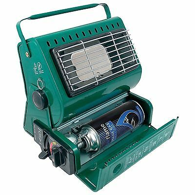 New Portable Gas Heater Camping Caravan Outdoor Fishing Butane Gas Canister
