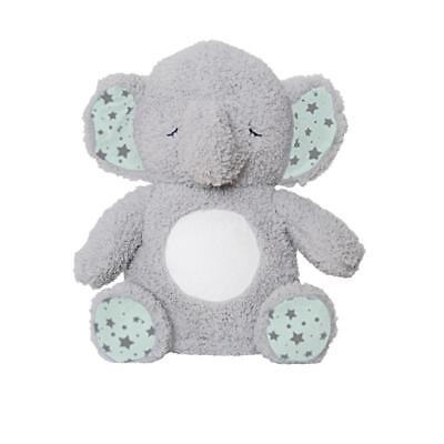 Rashti Soft Dreams Music and Glow Soother - Elephant
