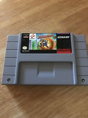 Sparkster (Super Nintendo Entertainment System, 1994)