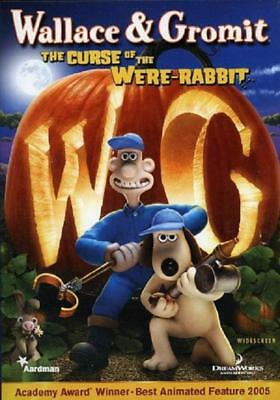 Wallace And Gromit: The Curse Of The Were-Rabbit DVD