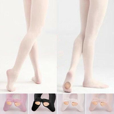 4 Colours Tights Dance Stocking Socks Ballet Pantyhose for Kids&Adults-S M L