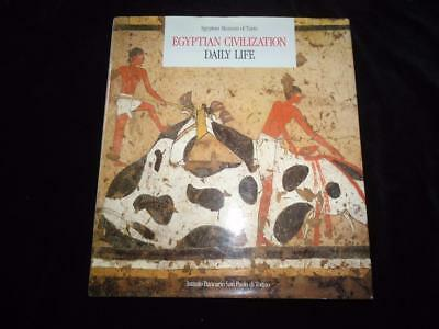 Egyptian Civilization Daily Life Turin Museum Egyptology Egypt art archaeology