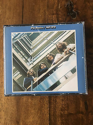 The Beatles / 1967 - 1970 / Blue Album / CD