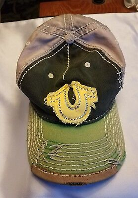 ~* True Religon Unisex Men Or Womens Distressed Baseball Hat *~
