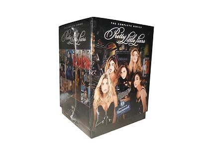Pretty Little Liars: The Complete Series Seasons 1-7 (DVD, 2017, 36-Disc Set)