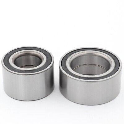 DAC44720033 Rubber Sealed Deep Groove Ball Bearing - 44X72X33 MM