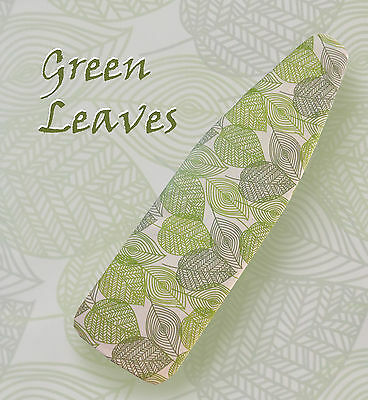 """NEW """"GREEN LEAVES"""" Ironing Board Cover -  Perfect Gift!"""