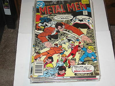 Metal Men # 52, Dc Comics