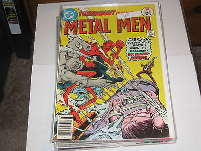 Metal Men # 50, Dc Comics