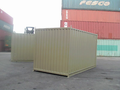 15 ft shipping /storage container. Bespoke sizes also available.