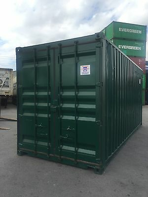 20ft Hi- Cube Shipping / Storage container. Various sizes available.