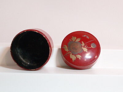 oriental paperboard storage container lacquer