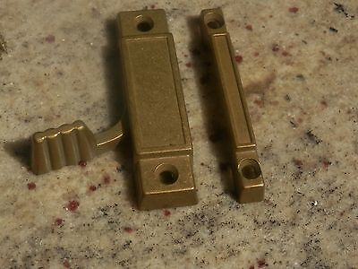 Universal Brass Plated  Window Sash Lock