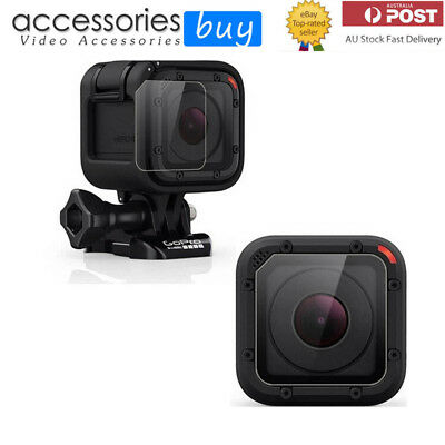 GoPro Hero 4 5 Session Screen Protector Protect Film Go Pro Accessories AU Stock