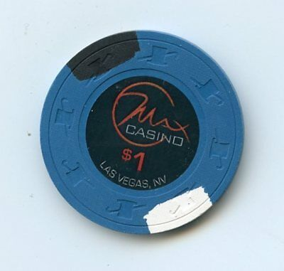 1.00 Chip from the Max Casino in Las Vegas Nevada