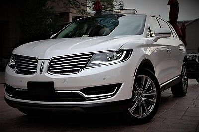 2016 Lincoln MKX Reserve Sport Utility 4-Door 2016 lincoln mkx reserve ecoboost,turbocharged,tow hitch, parks it self