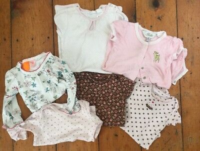Baby Girls Clothes Bundle size 00 Country Road Bebe Purebaby Pumpkin Patch